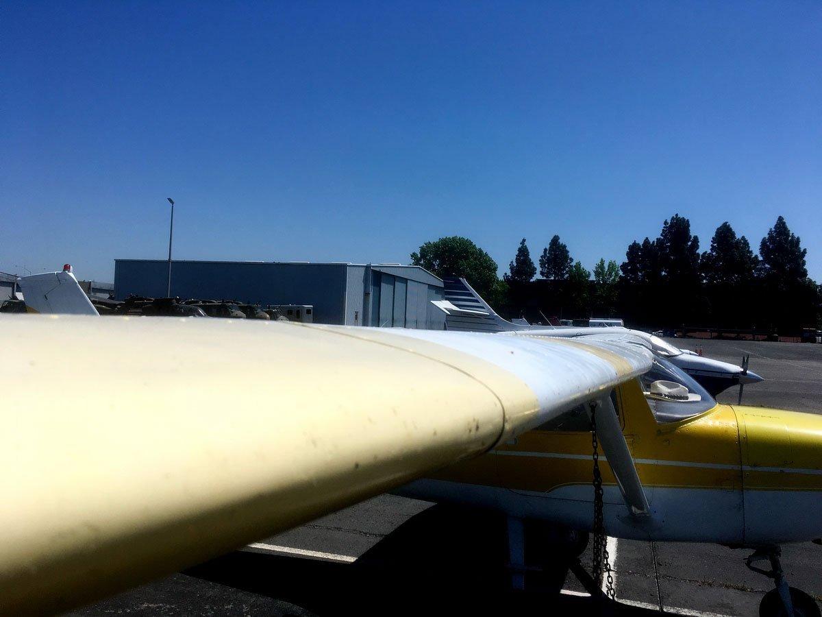 Upper wing N5655G