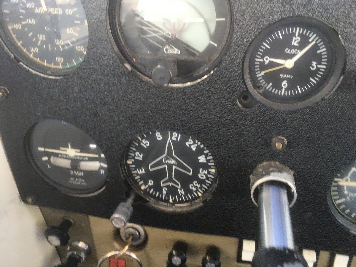 A/I failed N5655G Cessna 150