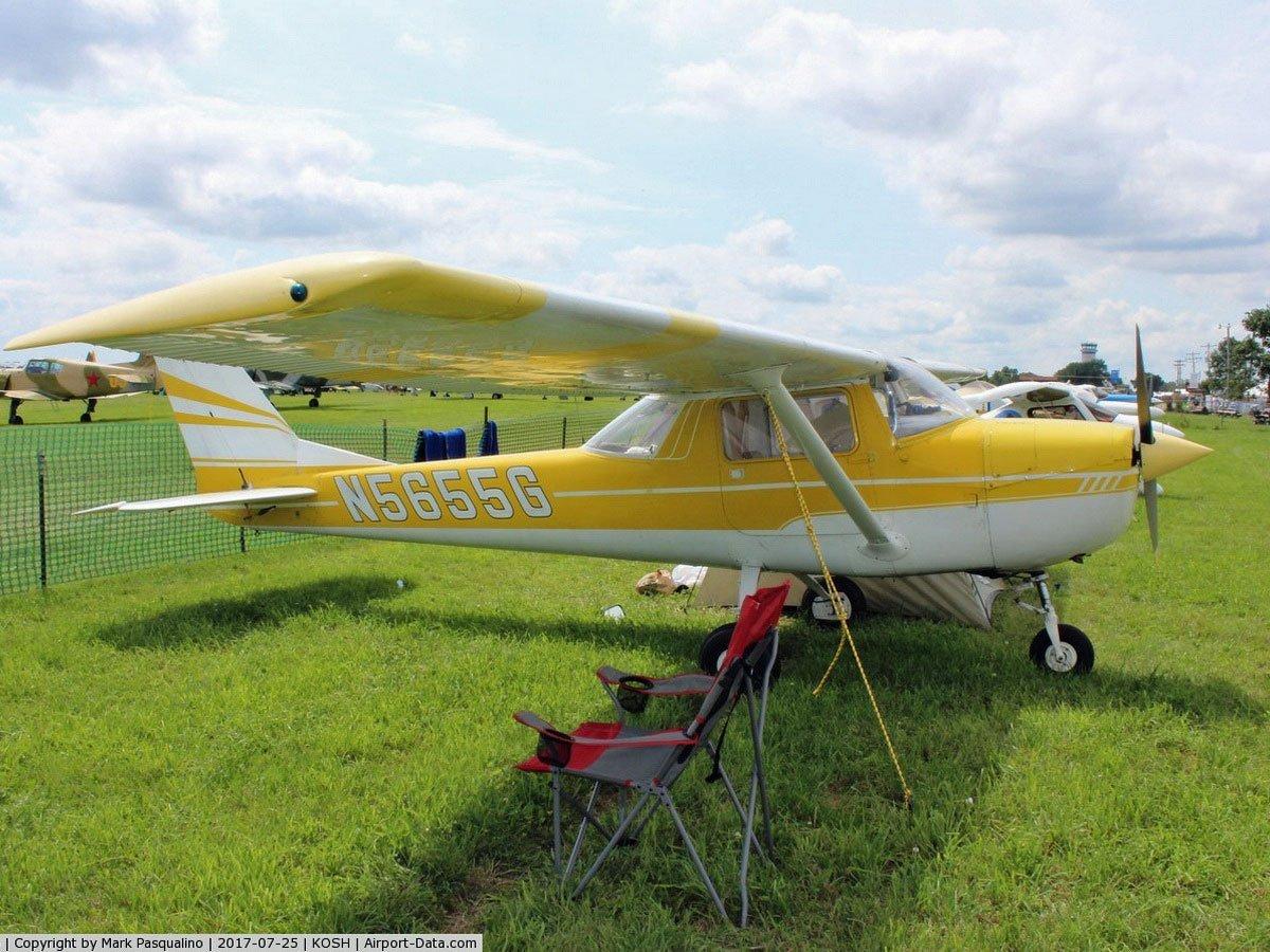 N5655G Oshkosh Flyin